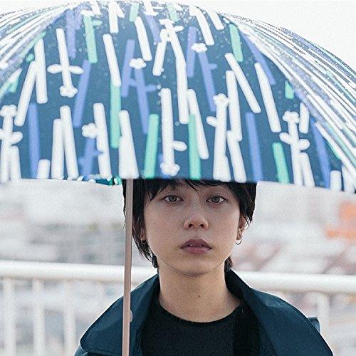 w.p.c(WPC) 【長傘】【軽くて丈夫で持ちやすい】ラスティックフラワー (雨傘/レディース)【ネイビー/58】