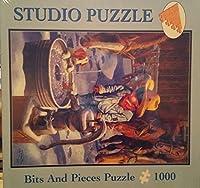"Bits and Pieces ""氷釣り"" 1000ピースパズル"