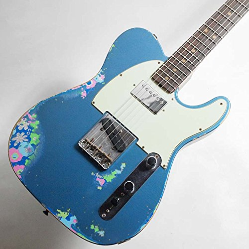 Fender Custom Shop/Limited Edition Heavy Relic® '60s H/S Tele® Aged Lake Placid Blue over Blue Flower #CZ532011【フェンダーカスタムショップ】