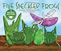Five Speckled Frogs (Cantata Learning: Sing-along Math Songs)