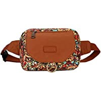 BAOSHA YB-02 Travel Waist Wallet Bag Sports Fanny Pack Passport Holder for Women