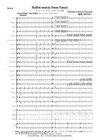 ティーダ出版 ポケットスコア オペラ「ファウスト」よりバレエ音楽 (グノー/鈴木栄一)