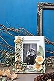 母の日 wild flower PhotoFrame フォトフレーム/写真立て/ドライフラワー/ユーカリ/伊勢丹で期間限定販売/写真プリントサービス無料/ ..