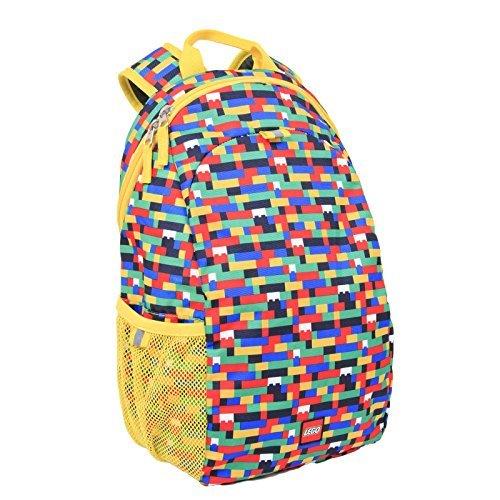 LEGO Heritage Basic Backpack Classic Brick Red Blue [並行輸入品]