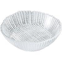 山下工芸 氷光刺身鉢(ガラス) φ14.5×5.6cm 14234000