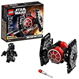 LEGO Star Wars First Order Tie Fighter Microfighter 75194 Building Kit (91 Piece)