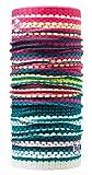 Buff (バフ) 豊富な色・柄 スペイン製 オールシーズンOK 使い方10通り以上 マルチな万能ヘッドウェア 軽量コンパクト 抗菌対応 汗をかいても匂わない 縫い目なし 吸汗速乾 フリーサイズ (COMA) [並行輸入品]