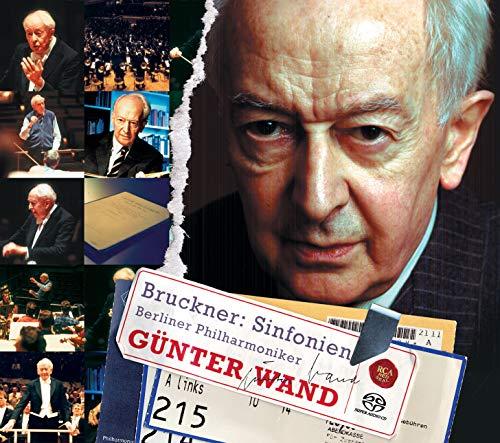 ブルックナー:交響曲選集1996-2001 (完全生産限定盤)