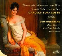 Carulli/Coste/Sor by Duo Rossiniane (2010-07-27)