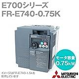 三菱電機 FR-E740-0.75K FREQROL-E700シリーズ 三相400Vクラス (簡単・パワフル小型インバータ) NN