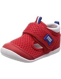 [ムーンスター] ベビーシューズ 4大機能 通園 運動会 靴 足育 足に優しい ゆったり MS B99