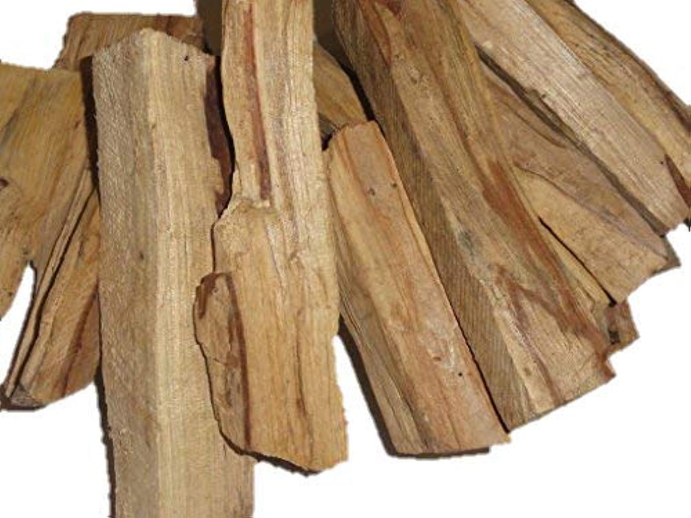 美徳意志予備sterlingclad Palo Santo 2ポンドバルクパッケージ、最もプレミアム倫理的harvestedペルーHoly木製。 2 pounds ブラウン