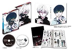 東京喰種トーキョーグール 【Blu-ray】 vol.1 「特製CD同梱」