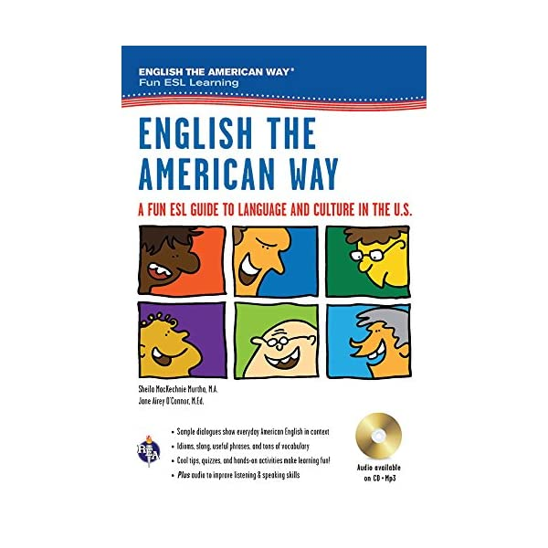 English the American Way...の商品画像