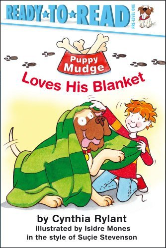 Puppy Mudge Loves His Blanket (English Edition)