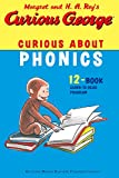 Curious George Curious About Phonics 12 Book Set (English Edition)