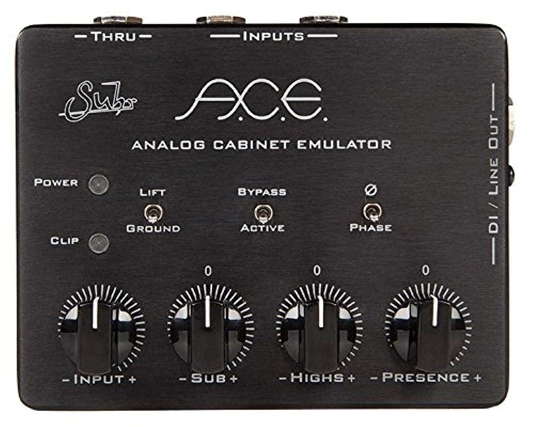 アクセシブル本祖先Suhr A.C.E. Analog Cabinet Emulator [並行輸入品]
