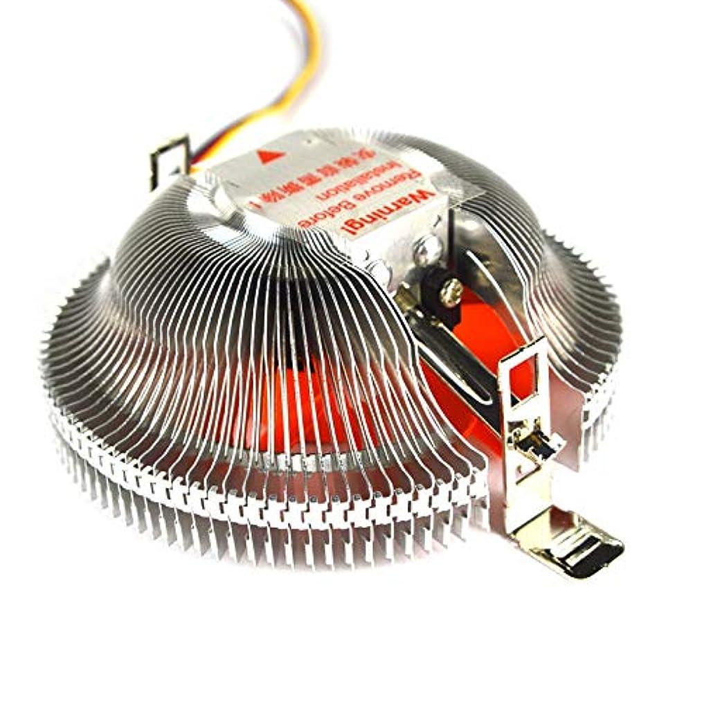 通路意欲せせらぎCPUファン付き卓上型ラジエーターpcファン静音775/1155