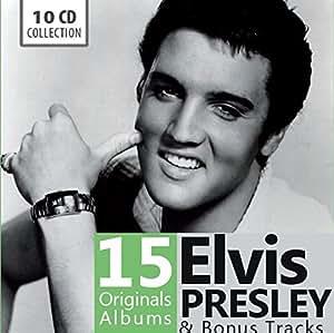 Elvis Presley: 15 Original Albums