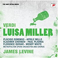 Verdi: Luisa Miller - The Sony Opera House by James Levine (2009-11-17)