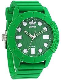 [アディダス] ADIDAS 腕時計 スーパースター Superstar クオーツ ADH3105 グリーン ユニセックス [並行輸入品]