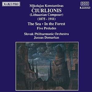 Ciurlionis:in the Forest