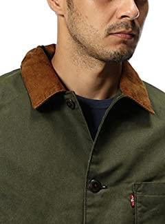 Levi's Engineer's Coat 19288: 0001 Rosin