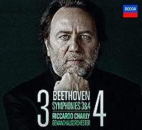 ベートーヴェン:交響曲第3番「英雄」・第4番 他