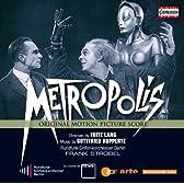 ゴットフリート・フッペルツ:映画音楽「メトロポリス」