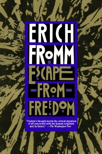 Escape from Freedomの詳細を見る