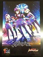 D274 BanG Dream! バンドリ!ガールズバンドパーティ! Afterglowアフロ セブンネット特典 ブロマイド Y.O.L.O!!!!!