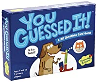 Peaceable Kingdom You Guessed It! - A 20 Questions Card Game