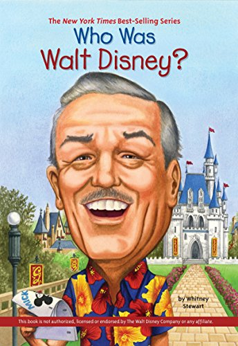 Who Was Walt Disney? (Who Was?)の詳細を見る