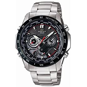 CASIO (カシオ) 腕時計 EDIFICE エディフィス タフソーラー電波時計 MULTIBAND6 EQW-M1000DB-1AJF メンズ