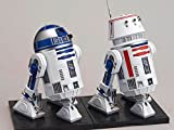 Star Wars R2-D2 & R5-D4 1/12 Model Kit (製造元:Bandai Japan) [並行輸入品]