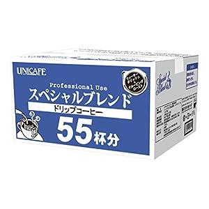 ユニカフェ プロフェッショナルユースドリップコーヒー スペシャルブレンド 8g 55P