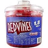 Red Vines レッドバインズ オリジナルレッドツイスト 1.814kg [並行輸入品]