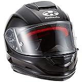 オージーケーカブト(OGK KABUTO)バイクヘルメット フルフェイス RT-33 ブラックメタリック (サイズ:XL)