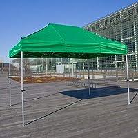 KA/4WA(2.4m×3.6m)かんたんテント3オールアルミ(集会用・イベントテント) 黄 [その他]