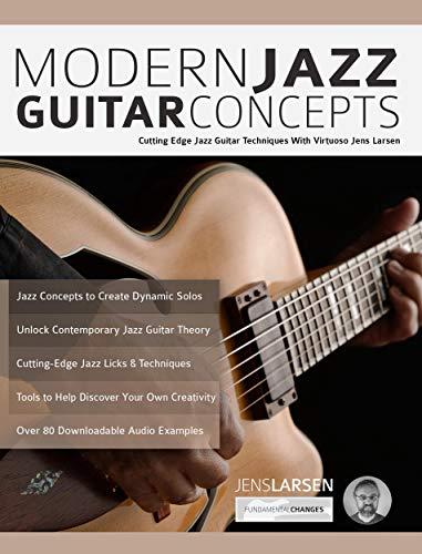 Modern Jazz Guitar Concepts: C...