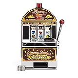 チェリーSevens Slot Machine Bank with 10フリートークン