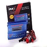 iMAX B6 LCD スクリーン デジタルRC Lipo バッテリーバランス 充電器