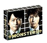 MONSTERS Blu-ray BOX / 香取慎吾, 山下智久, 柳原可奈子, 蕨野友也, 菊田大輔 (出演)