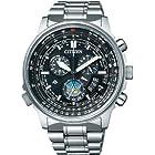 [シチズン]CITIZEN 腕時計 PROMASTER プロマスター 数量限定 エコ・ドライブ 電波時計 スカイシリーズ ブルーインパルスモデル ダイレクトフライト BY0080-65E メンズ