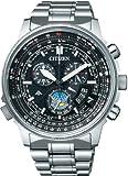 [シチズン]CITIZEN 腕時計 PROMASTER プロマスター 数量限定 エコ・ドライブ 電波時計 スカイシリーズ ブルーインパルスモデル BY0080-65E メンズ