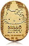 [ハローキティ] Hello Kitty 純金小判 24金小判 1g ハローキティ45周年記念開運小判(14×9.3㎜) JKBKT 501