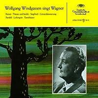 Wolfgang Windgassen Sings Wagner (Dig)