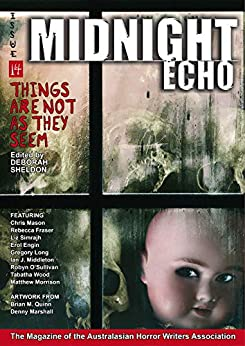 Midnight Echo Issue 14: Things Are Not As They Seem by [Sheldon, Deborah, Mason, Chris, Fraser, Rebecca, Simrajh, Liz, Engin, Erol, Long, Gregory, Middleton, Ian J., O'Sullivan, Robyn, Wood, Tabatha, Morrison, Matthew]