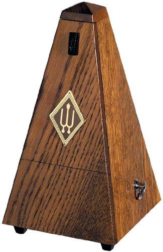 ウィットナー 木製メトロノーム オーク・ブラウン  818