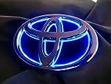 ジュナック LEDトランスエンブレム(フロント) LTE-T9 トヨタ プリウス ZVW30 2009/05-